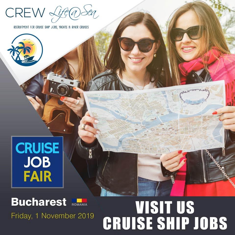 Cruise job fair Romania